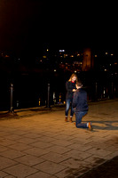 271116 Charlotte and Chris Proposal Quayside